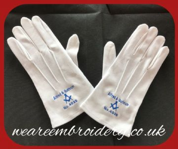 Formal gloves